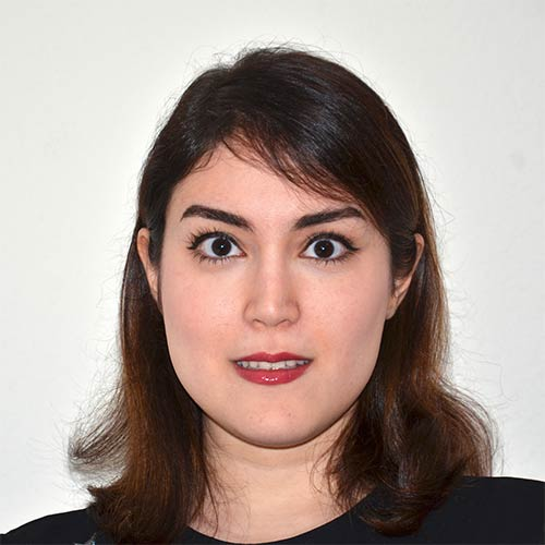 Photo of Hoda Heidari, Machine Learning, CMU