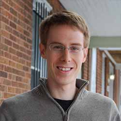 Photo of Matt Gormley, Machine Learning, CMU