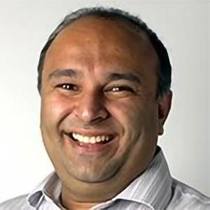 Photo of Rayid Ghani, Machine Learning, CMU