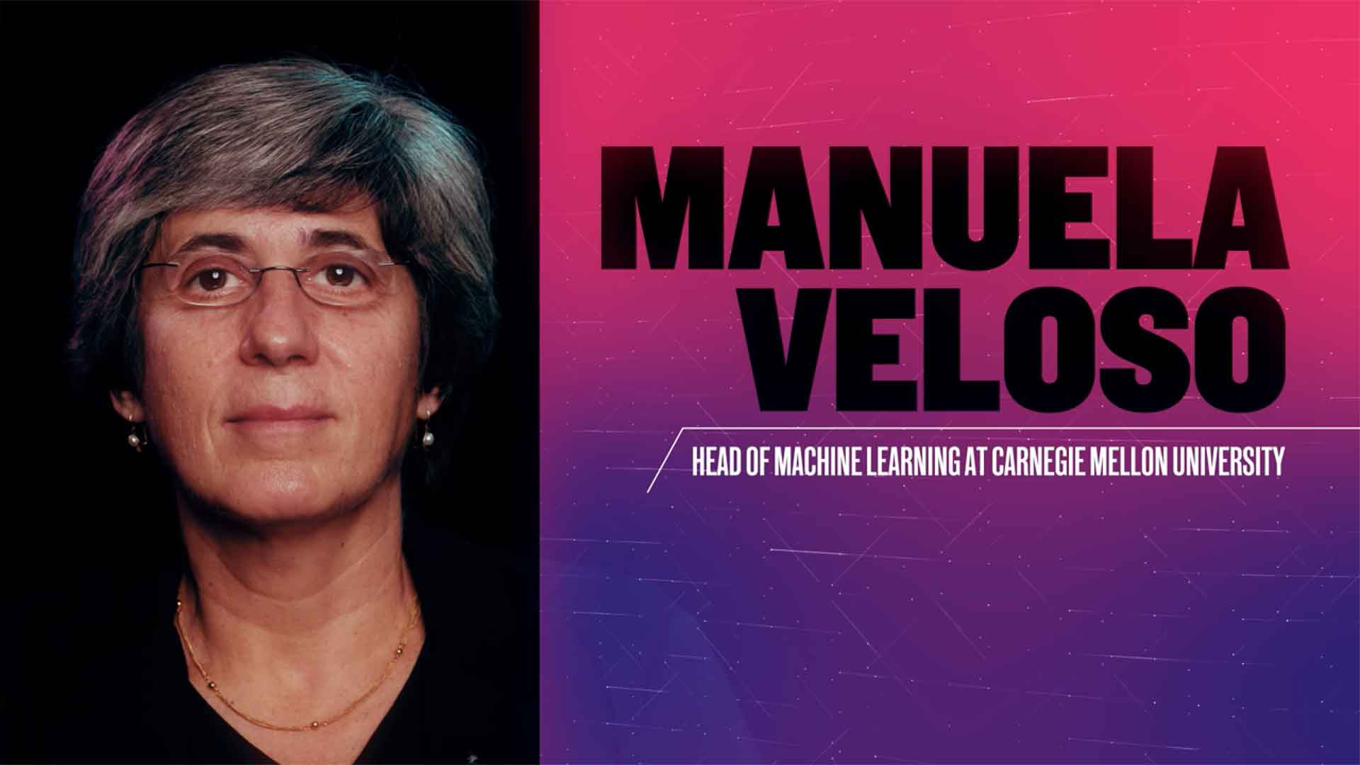 Manuela Veloso Portrayed