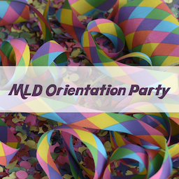 MLD Orientation Party Image