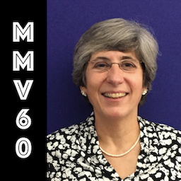 MMV60-Photo of Manuela Veloso