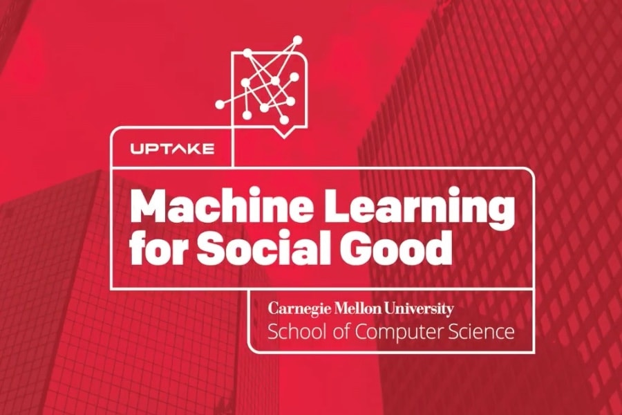 Uptake/Machine Learning for Social Good Logo