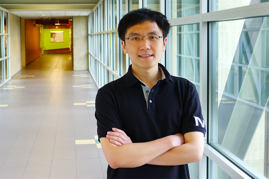 Photo of Adams Wei Yu